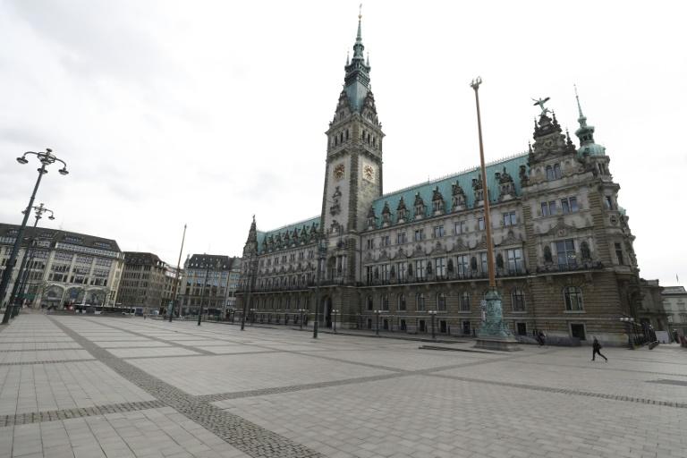 SPD und Grüne in Hamburg verschieben Koalitionsgespräche wegen Corona erneut (© 2020 AFP)