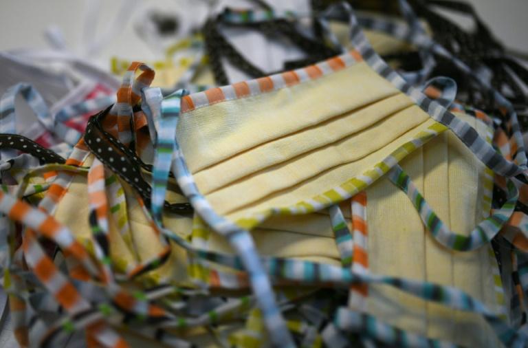 Krankenhaushygieniker: Selbst genähte Schutzmasken schützen vor Ansteckung