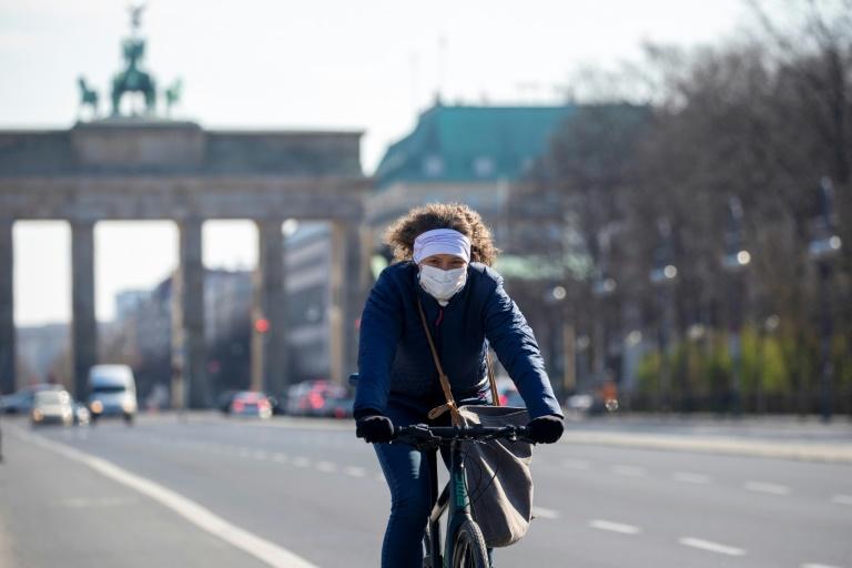 57 Prozent der Deutschen befürworten laut Umfrage Atemmaskenpflicht