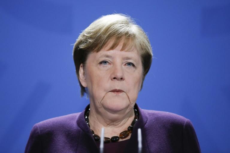 Merkel beendet häusliche Quarantäne