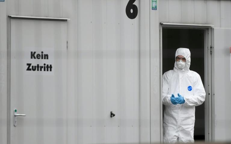 Mehr als 100.000 Corona-Fälle in Deutschland