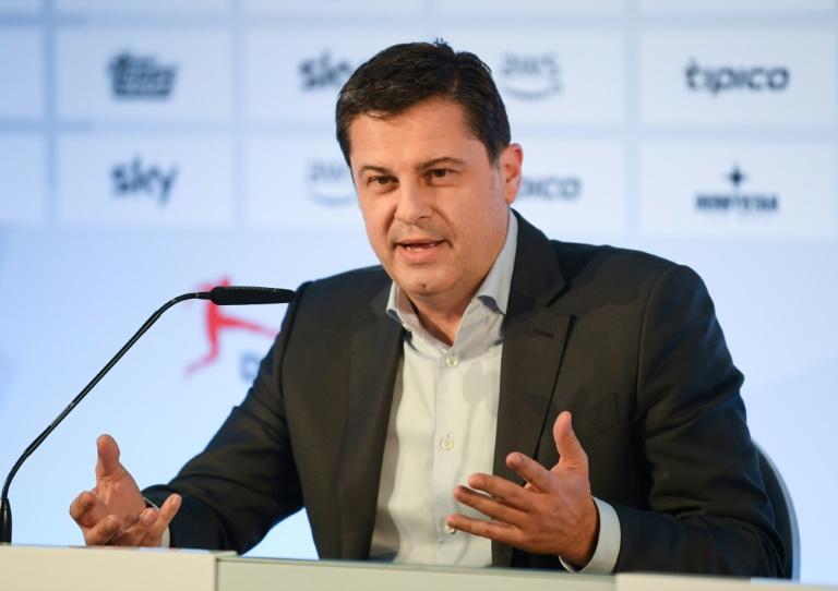 Deutsche Fußballliga sieht Konzept für Bundesliga als alternativlos