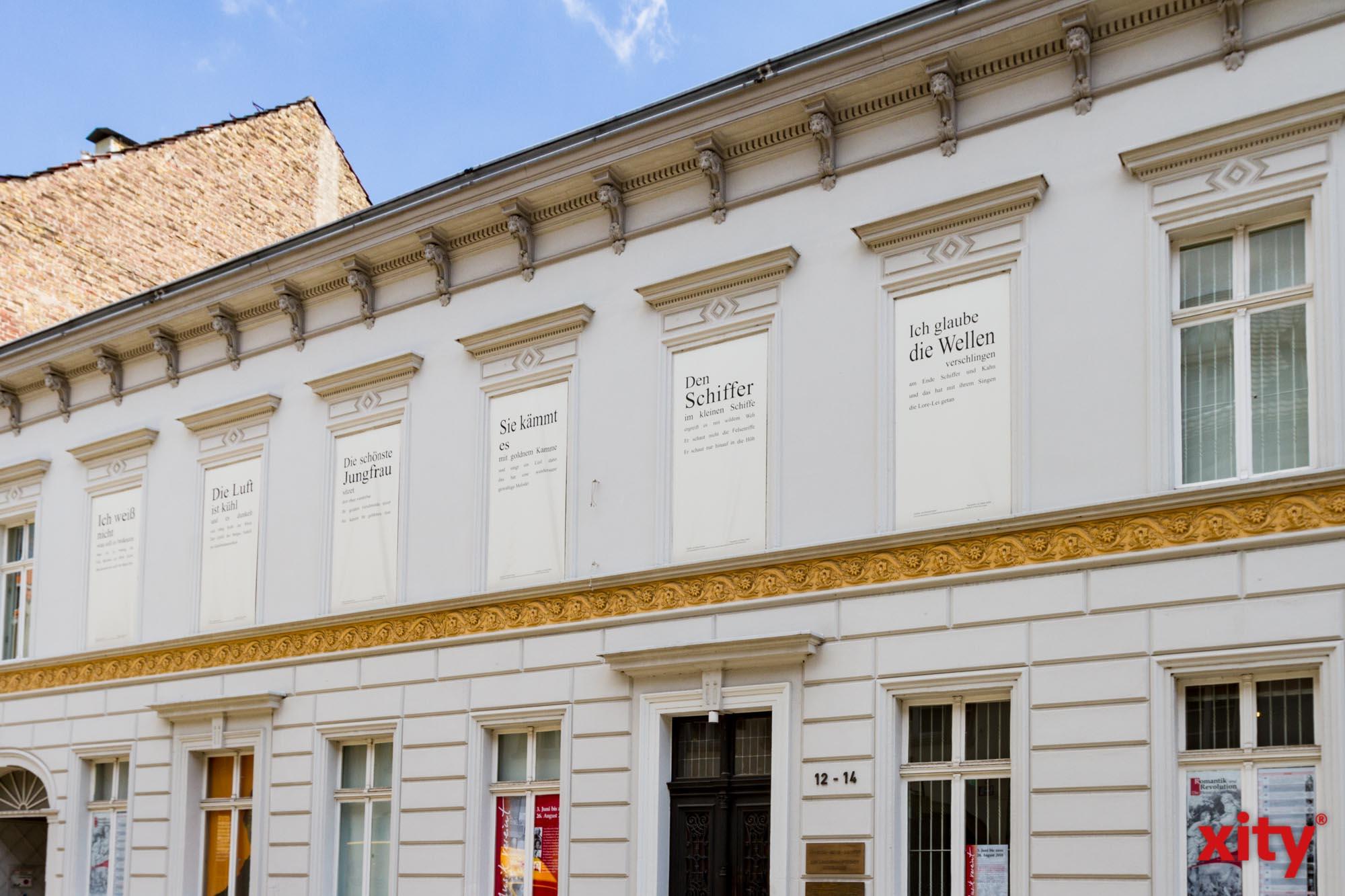 Digitales Kulturarchiv d:kult zeigt Objekte zum Thema Frühling aus dem Heinrich-Heine-Institut (Foto: xity)