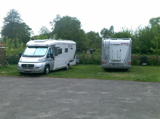 Der Camping-Urlaub steht in den Startlöchern