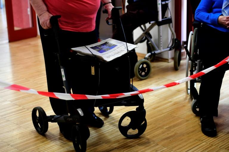 Pflegebeautragter will Besuchszonen mit Infektionsschutz in Pflegeheimen