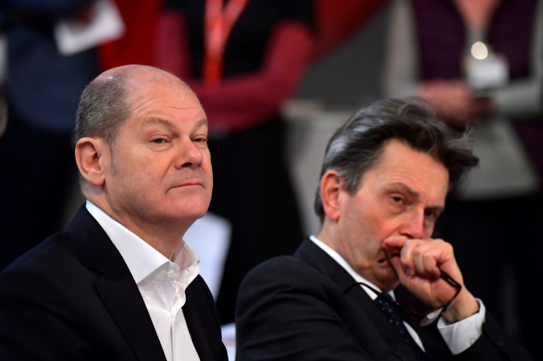 Walter-Borjans bestreitet Vorfestlegung auf Mützenich als Kanzlerkandidaten