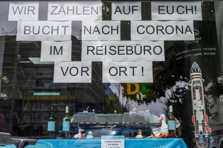 Deutsche in Corona-Krise mehr um Wirtschaft als um Gesundheit besorgt
