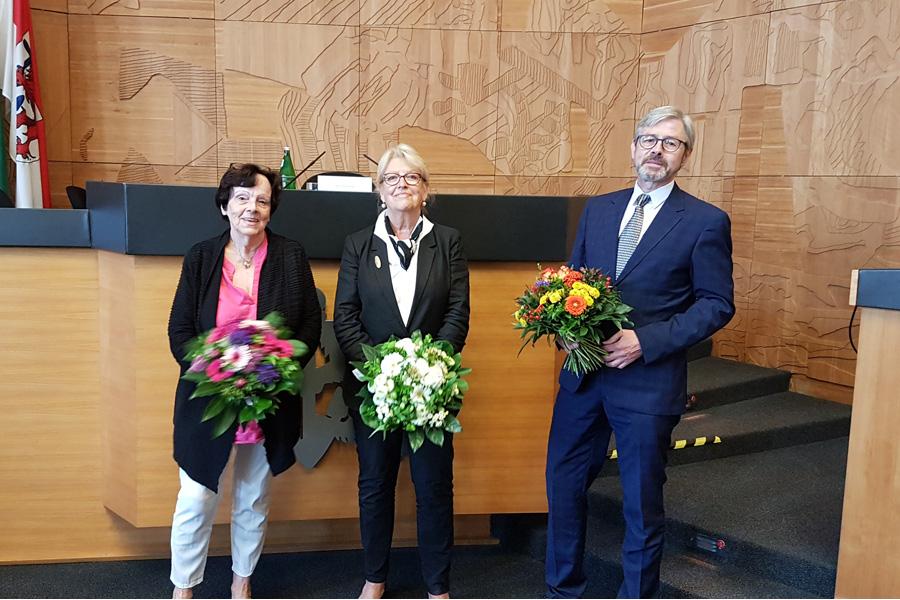 Düsseldorfer Seniorenrat bestätigt Vorsitzende