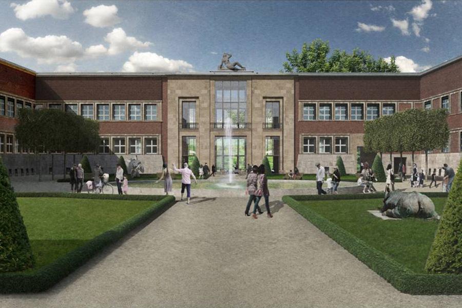 Kunstpalast soll saniert und umgebaut werden