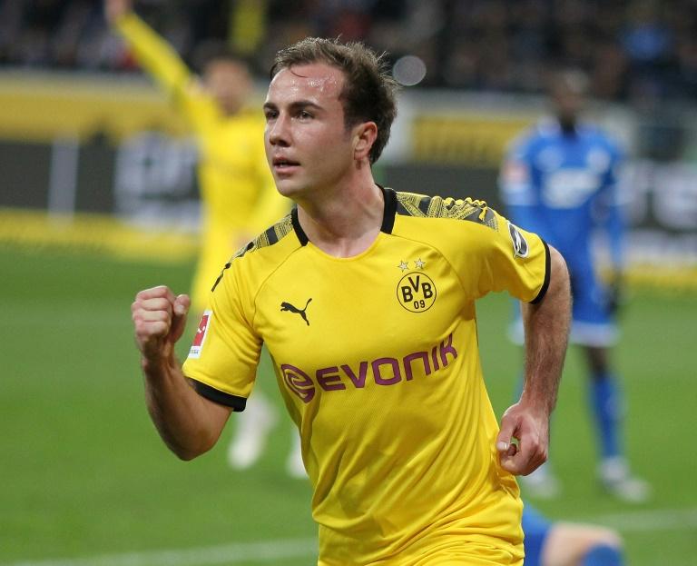 Fußballstar Mario Götze ist Vater eines Sohns (© 2020 AFP)