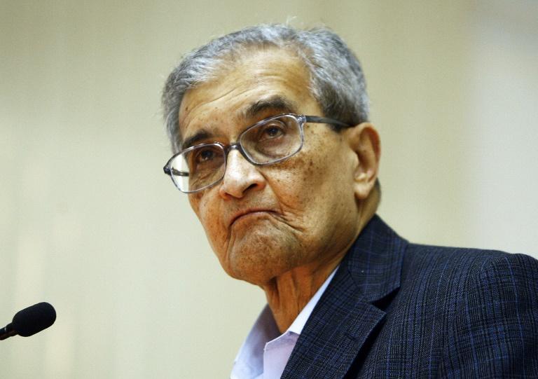 Amartya Sen erhält Friedenspreis des Deutschen Buchhandels (© 2020 AFP)