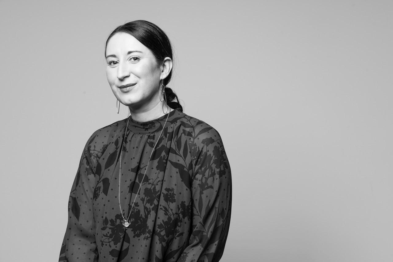 Tina Husemann (Foto: Robin Hartschen)