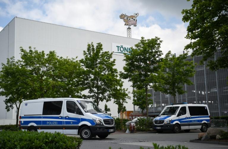 Nordrhein-Westfalen verschärft Infektionsschutzregeln für Fleischindustrie