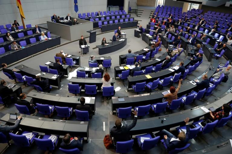 CDU und CSU nähern sich Einigung auf Vorschlag für Reform des Wahlrechts (© 2020 AFP)