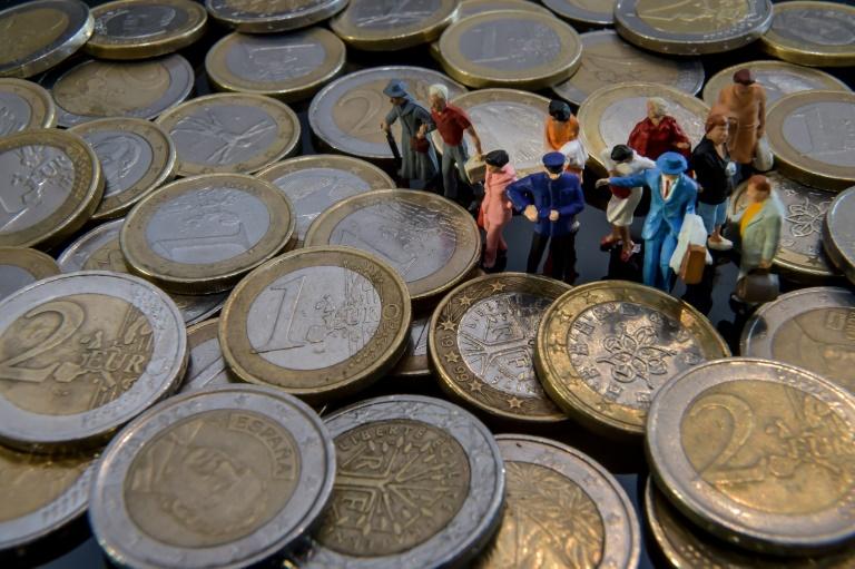 Ökonom warnt vor Anhebung der Lohnuntergrenze (© 2020 AFP)