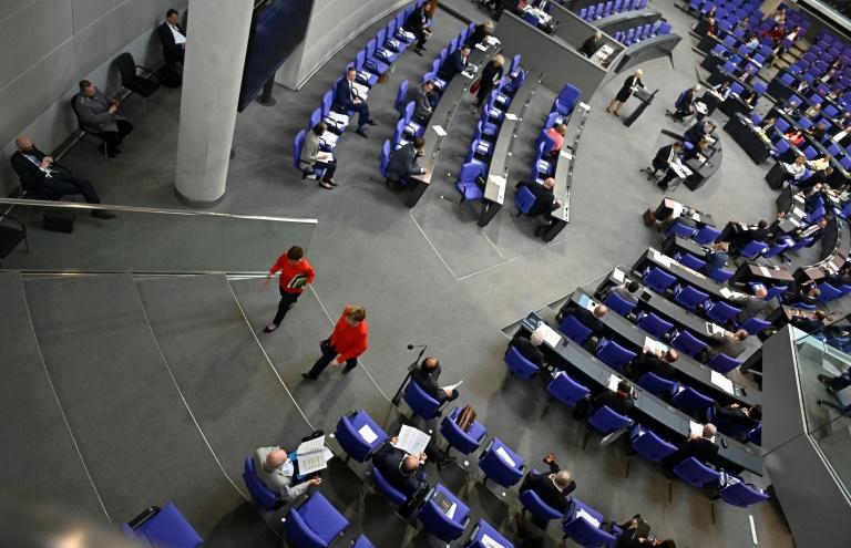 SPD hält Unions-Überlegungen zu schneller Wahlrechtsreform für unrealistisch (© 2020 AFP)