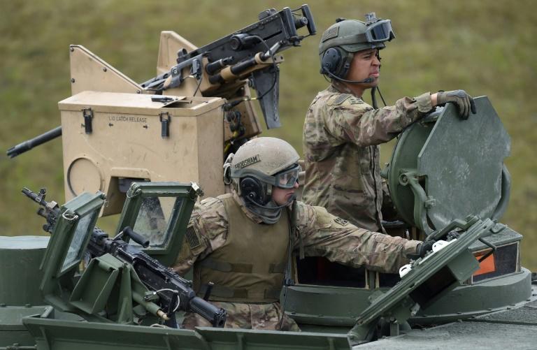 Trump billigt Abzug von 9500 Soldaten aus Deutschland
