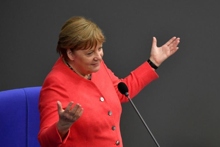 Merkel zeigt sich offen für Frauenquote in Unternehmensvorständen