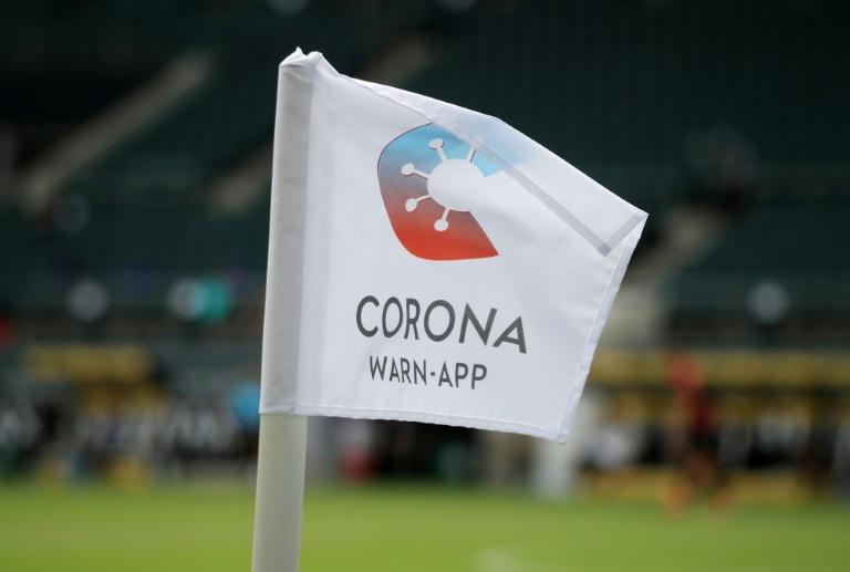 Spahn: Bisher rund 300 Corona-Infektionen per App gemeldet (© 2020 AFP)