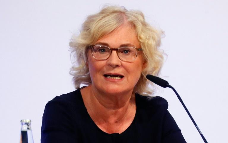 Lambrecht nicht einverstanden mit Seehofers Absage an Rassismus-Studie