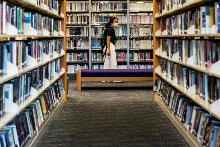 Umsatzminus in der Buchbranche nach Ende des Lockdowns geschrumpft (© 2020 AFP)