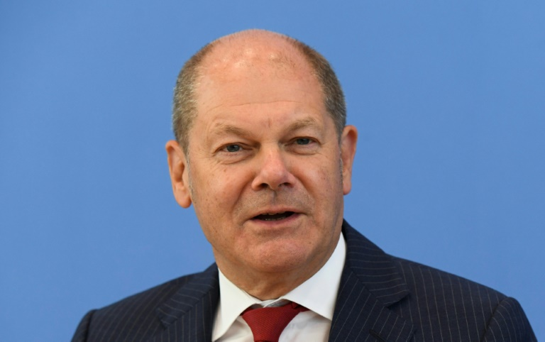 Scholz: SPD will den nächsten Kanzler stellen