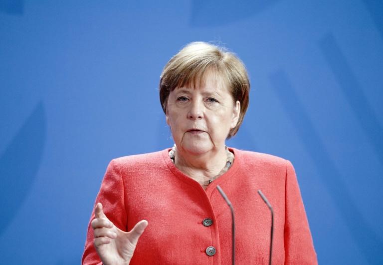 Merkel erinnert an Herausforderungen durch Wachstum der Weltbevölkerung
