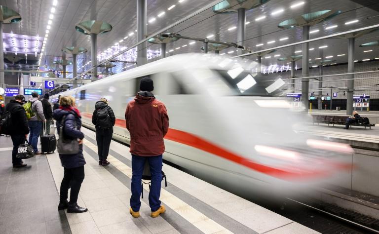 Deutsche Bahn in der Corona-Krise so pünktlich wie seit Jahren nicht mehr