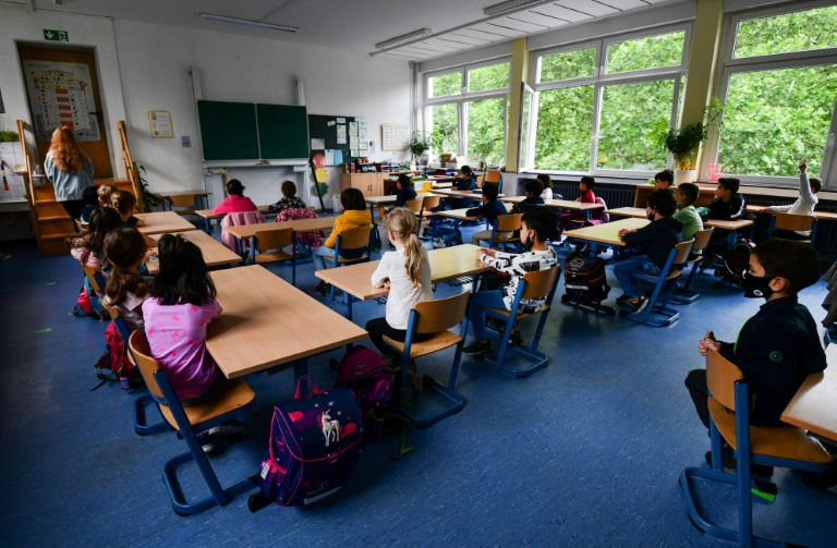 Studie in Sachsen sieht Schulen nicht als Corona-Hotspots