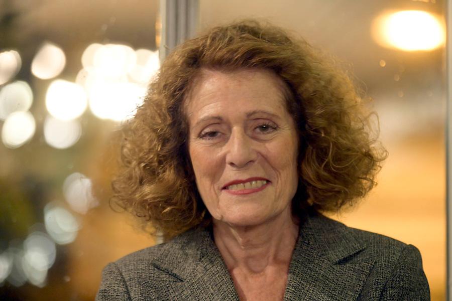 Die Literaturwissenschaftlerin und Journalistin Dr. Rachel Salamander (Foto: Claus Schunk/Süddeutsche Zeitung Photo)
