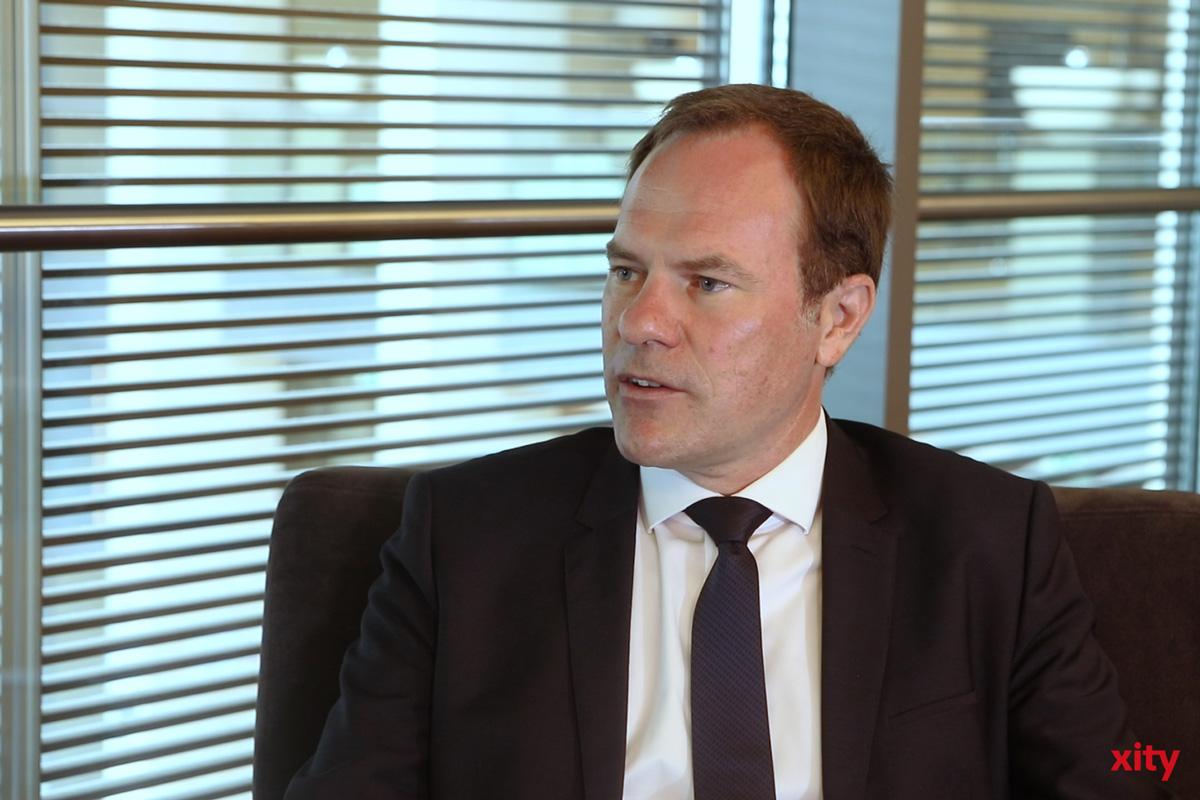 Dr. Stephan Keller ist Oberbürgermeister-Kandidat der CDU für Düsseldorf (Foto: xity)