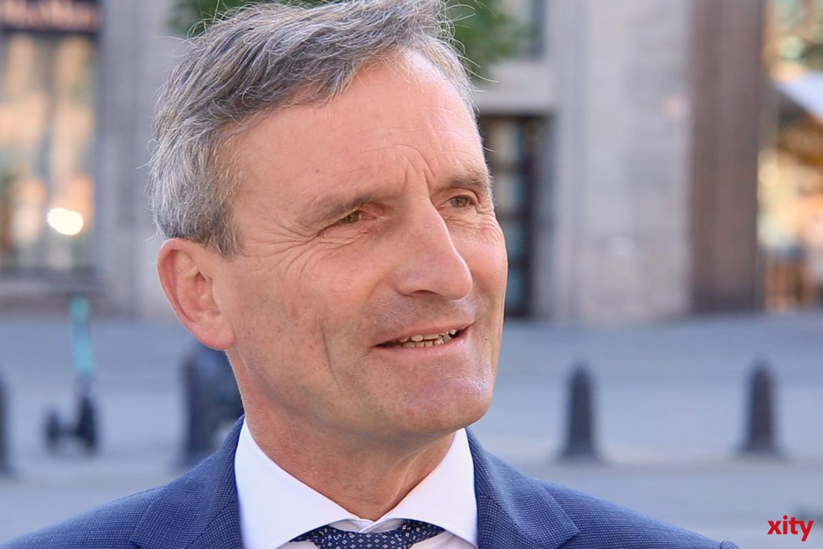 Thomas Geisel ist der amtierende Oberbürgermeister in Düsseldorf. Er geht bei den Wahlen am 13. September wieder ins Rennen (Foto: xity)