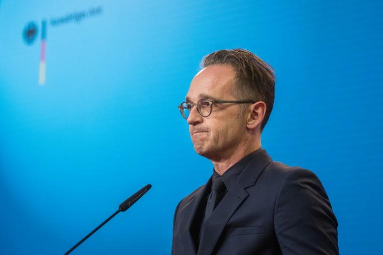 Maas droht im Fall Nawalny erstmals mit Stopp von Nord Stream 2 (© 2020 AFP)