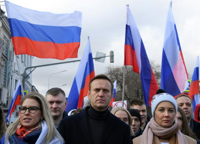 Russland wirft Deutschland Verzögern der Nawalny-Ermittlungen vor (© 2020 AFP)