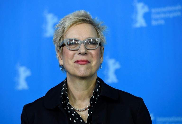 Doris Dörrie ist Verfechterin gemeinsamer Familienessen (© 2020 AFP)