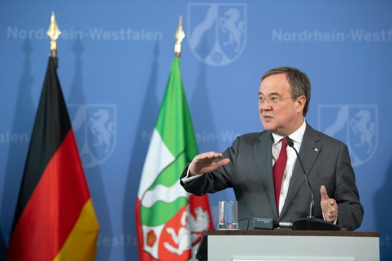 """Laschet: Deutschland und Frankreich müssen wieder """"Motor der EU"""" werden (© 2020 AFP)"""