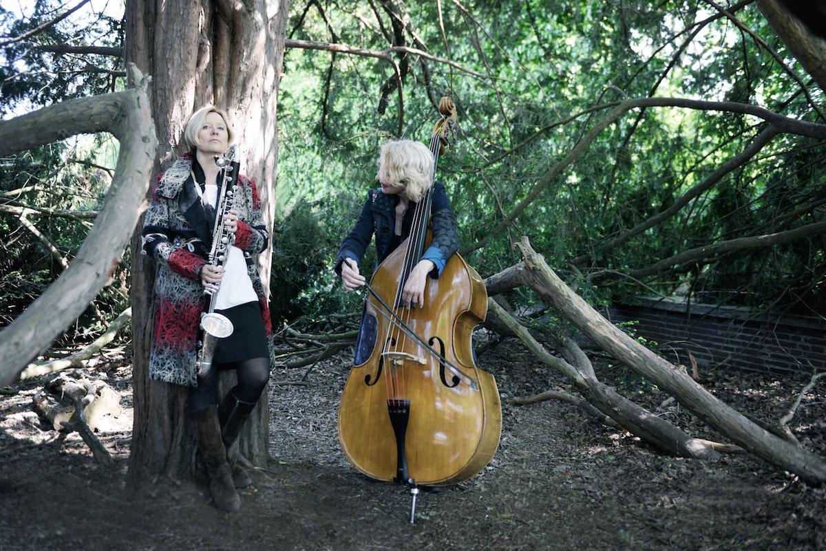 Das Kölner Duo KontraSax eröffnet die Konzertreihe am Sonntag, 20. September 2020 (Foto: KontraSax)