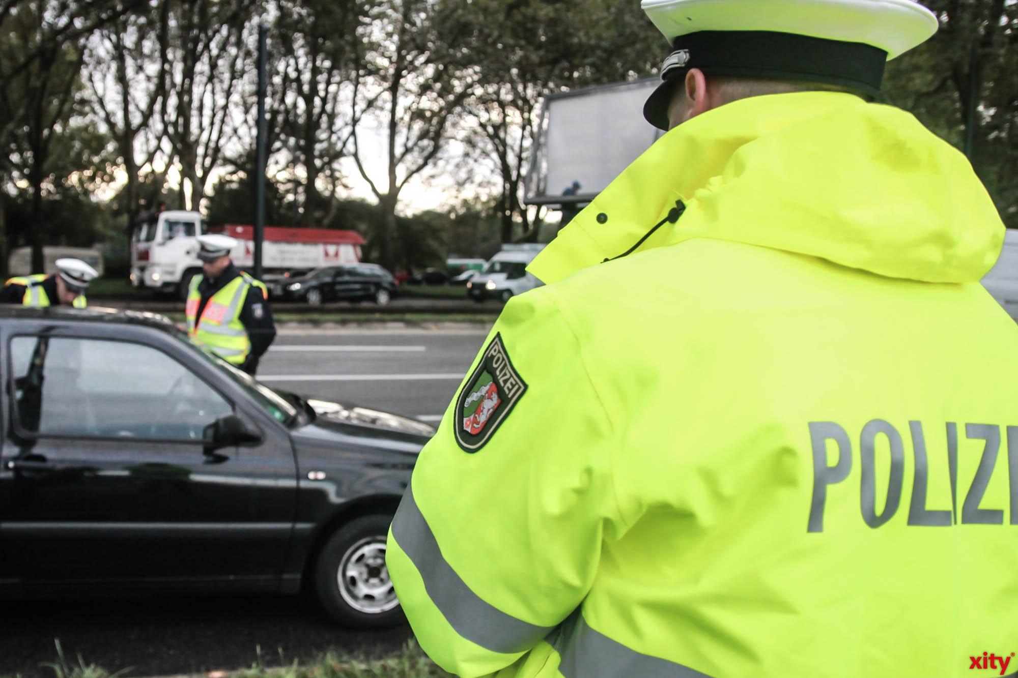 Auf der Flucht vor der Polizei (Foto: xity)