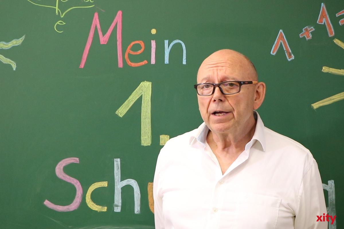 In Videos beantwortet Rolf Keßler vom Bildungsbüro der Stadt Düsseldorf Fragen zum Übergang vom Kindergarten in die Grundschule (Foto: xity)