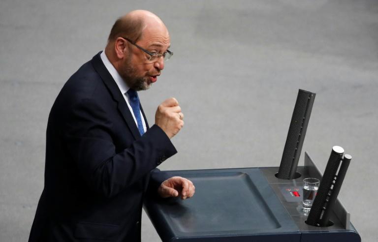 Martin Schulz soll offenbar Vorsitzender der Friedrich-Ebert-Stiftung werden (© 2020 AFP)