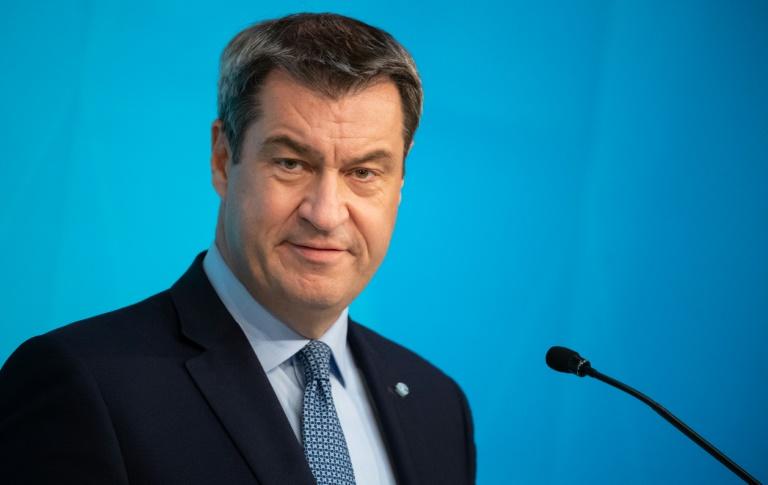 Bayern schließt Corona-Testzentren an Bahnhöfen und Autobahnen wieder (© 2020 AFP)