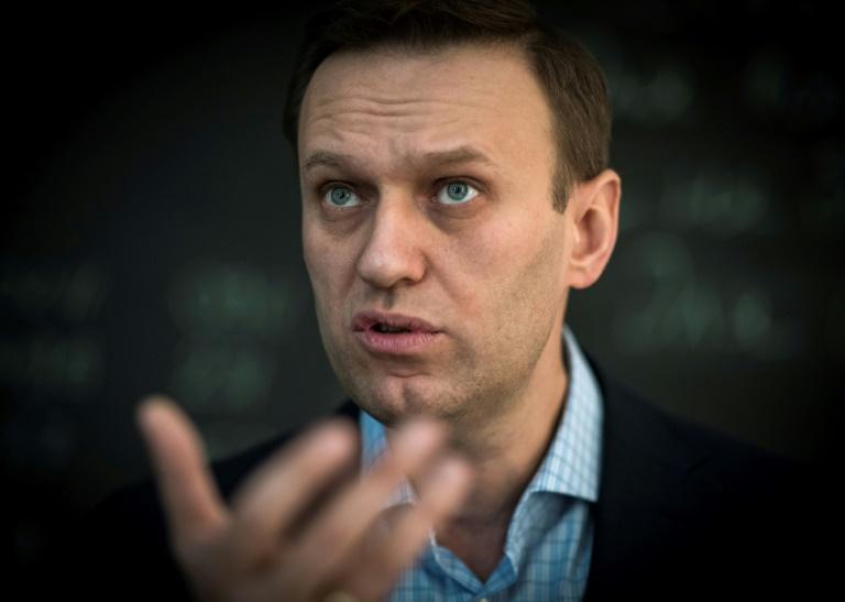 Berliner Sicherheitsvorkehrungen für Nawalny offenbar verschärft (© 2020 AFP)
