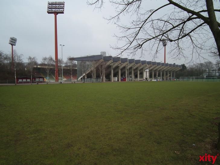 Bund fördert den Ausbau der Grotenburg mit 3,3 Millionen Euro (Foto: xity)