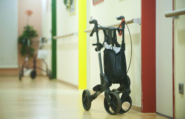 Westerfellhaus warnt vor weiterer Isolation von Pflegeheimbewohnern (© 2020 AFP)