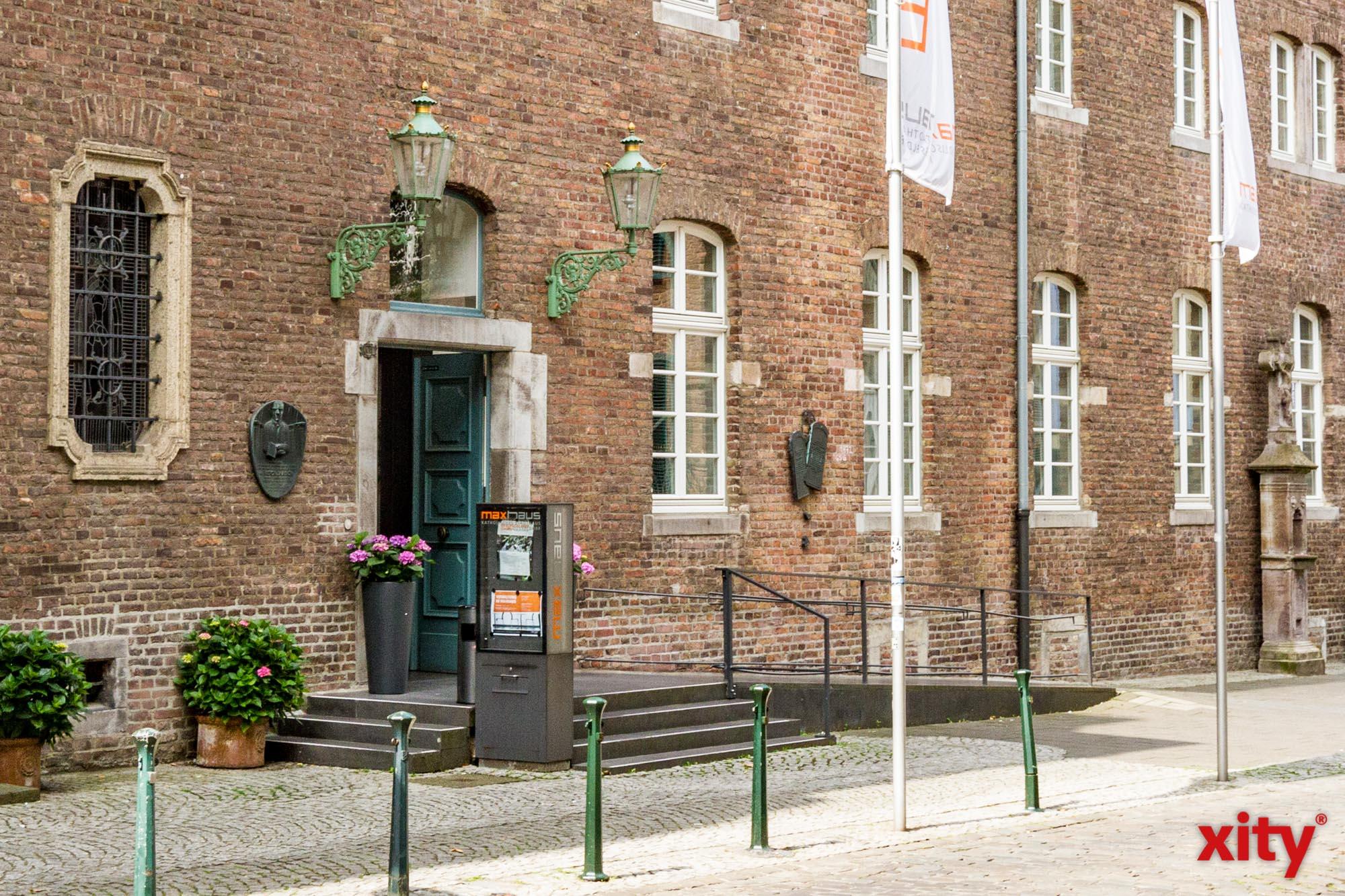 """Maxhaus Düsseldorf lädt zum """"Wellness für die Seele""""-Abend (Foto: xity)"""