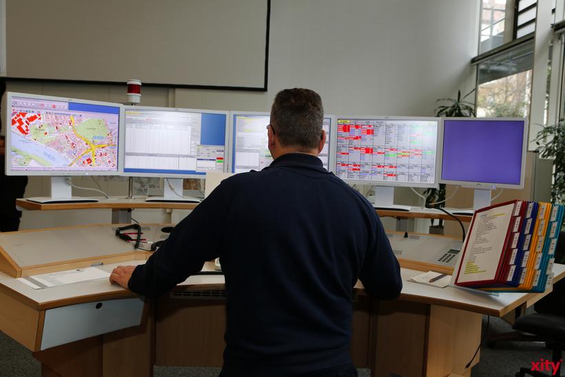 Der erste bundesweite Warntag war für die Düsseldorfer Feuerwehr erfolgreich (Foto: xity)