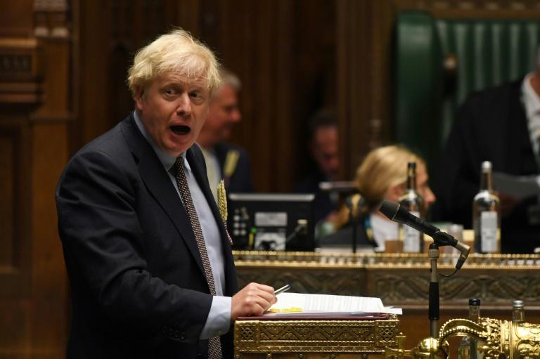 DIHK warnt vor milliardenschweren Folgen des Brexit-Streits (© 2020 AFP)