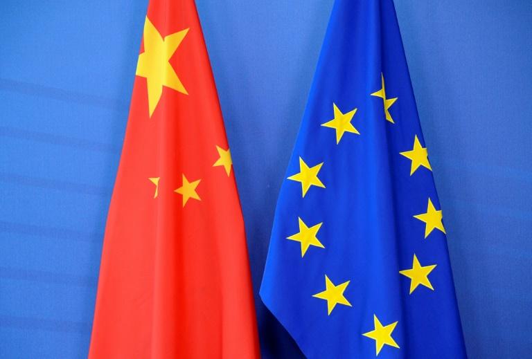 BDI: Menschenrechtsverstöße in China belasten Wirtschaftsbeziehungen (© 2020 AFP)