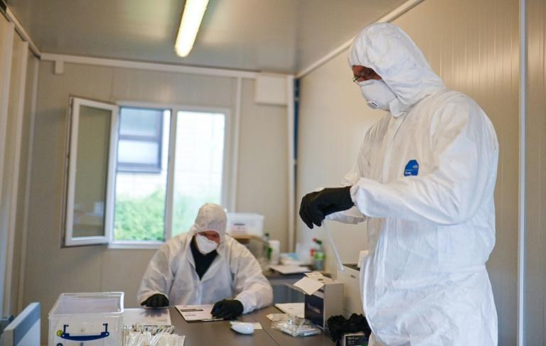 Ab Dienstag keine kostenlose Tests für Rückkehrer aus Nicht-Risikogebieten mehr (© 2020 AFP)