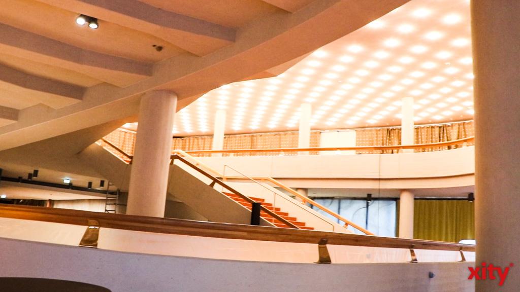 Die Sanierung des Schauspielhauses steht kurz vor dem Abschuss (Foto: xity)